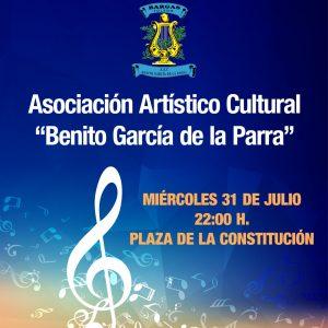 Concierto: A.A.C. «Benito García de la Parra»