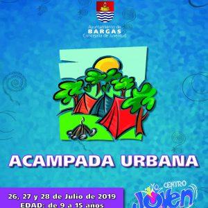 Acampada Urbana 2019