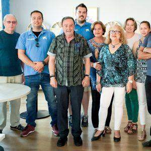 Entrega de Premios de los Campeonatos Deportivos organizados por la Asociación de Jubilados y Pensionistas «La Bargueña»