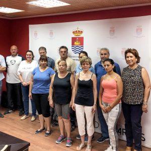 Bargas pone en marcha, un año más, el Taller de Empleo «Bargas Rehabilita»