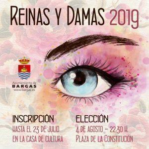 Reinas y Damas 2019
