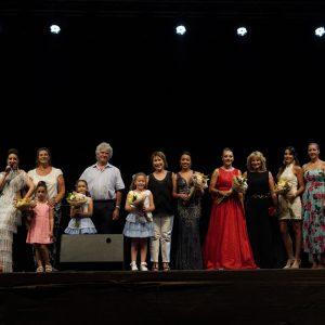 Elección de Reinas y Damas en Bargas