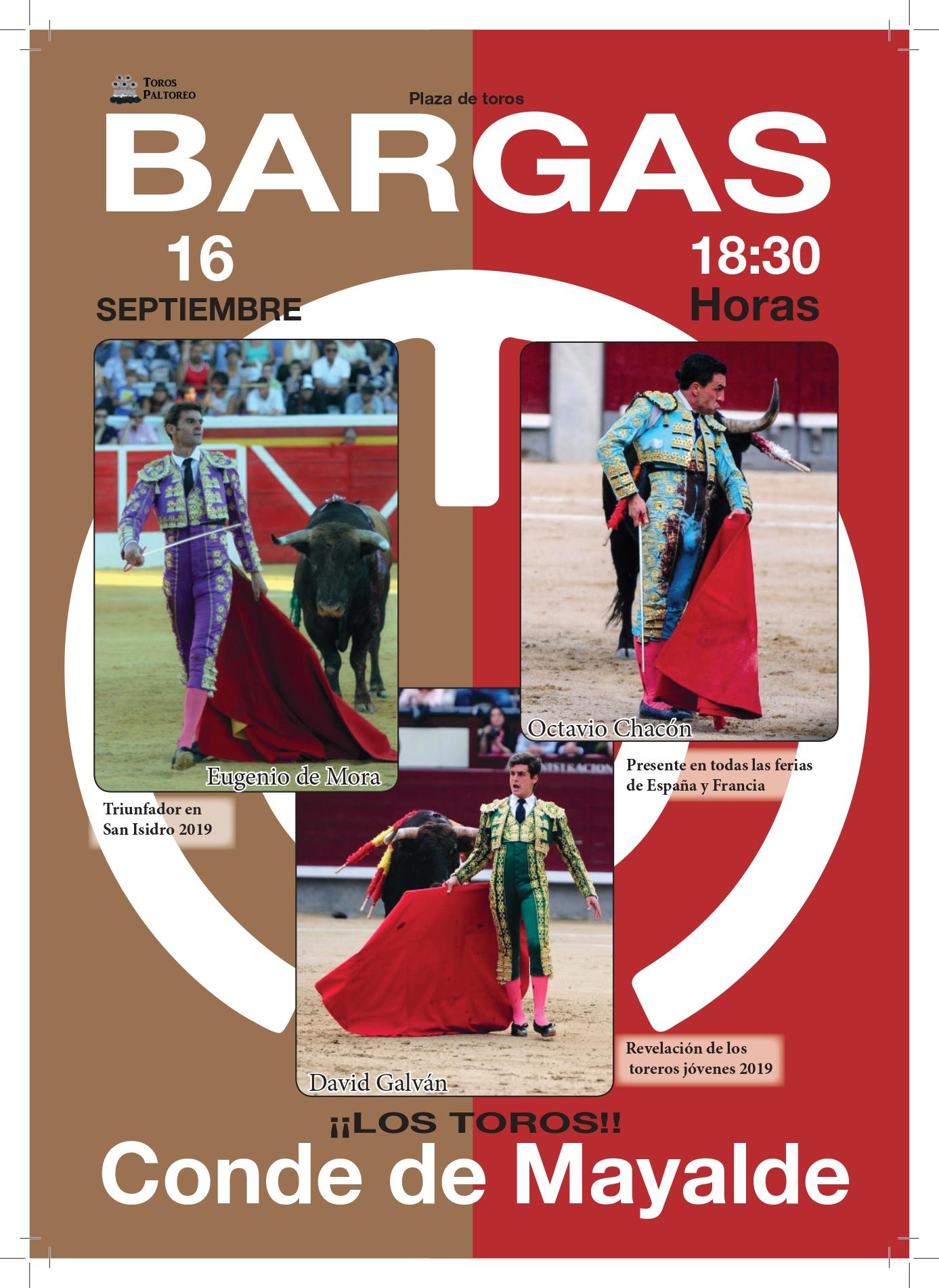 BARGAS A4 revista toreros