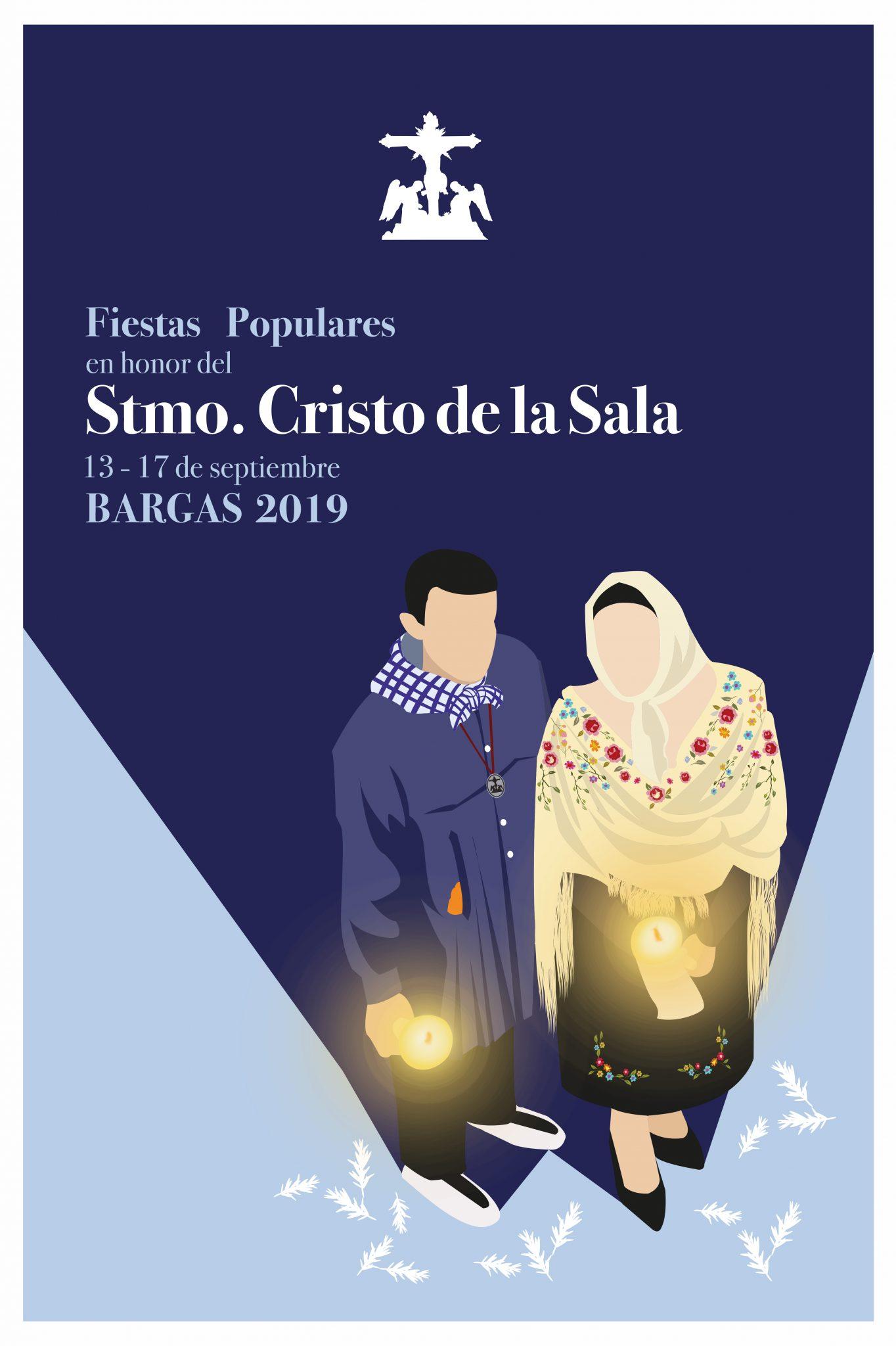 Autoridades asistentes a las Fiestas en honor del Stmo. Cristo de la Sala 2019