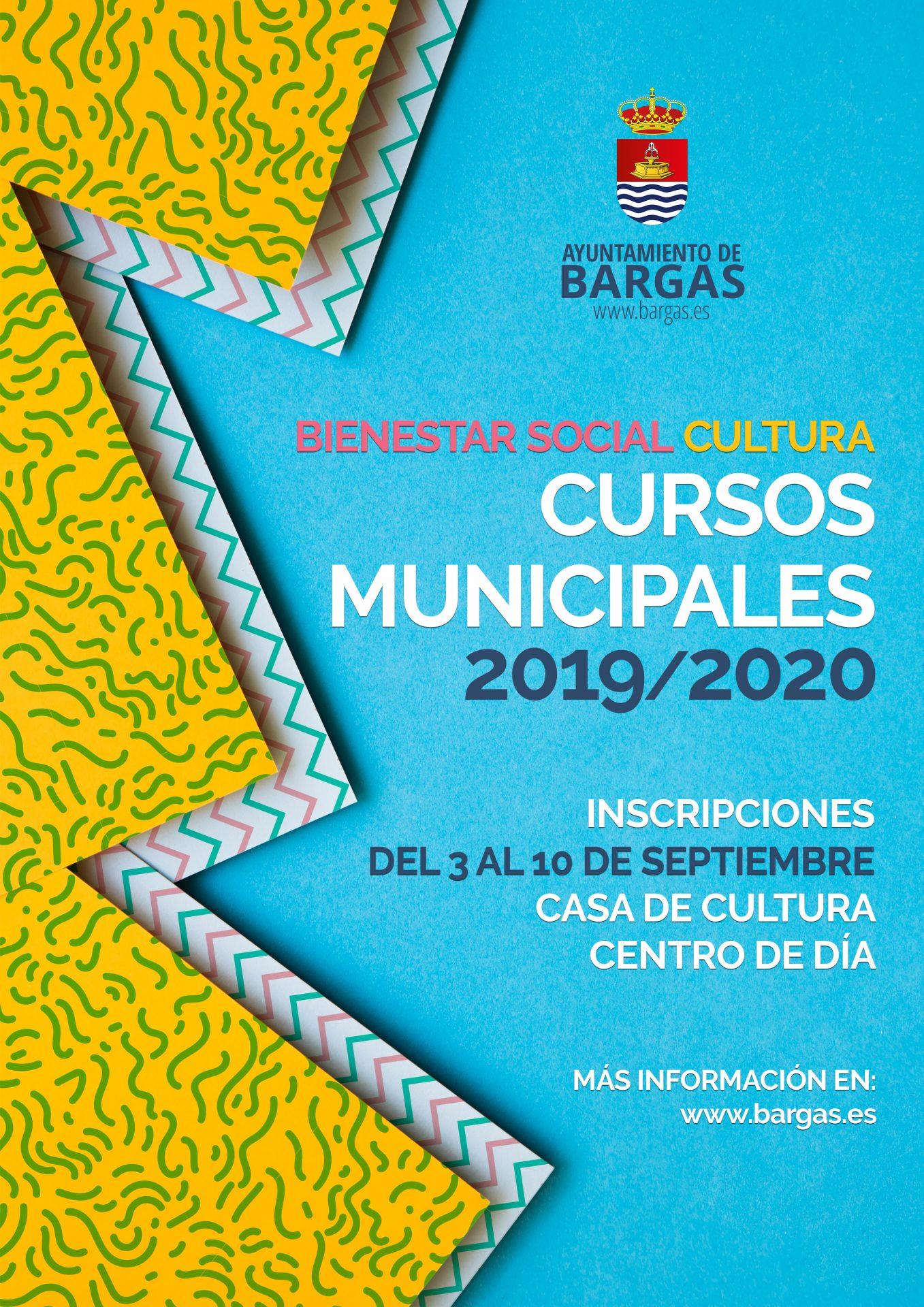 Cursos Municipales 2019