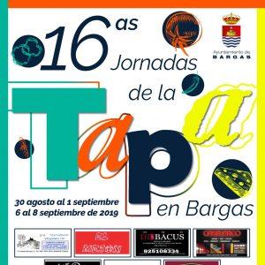 16as Jornadas de la Tapa 2019