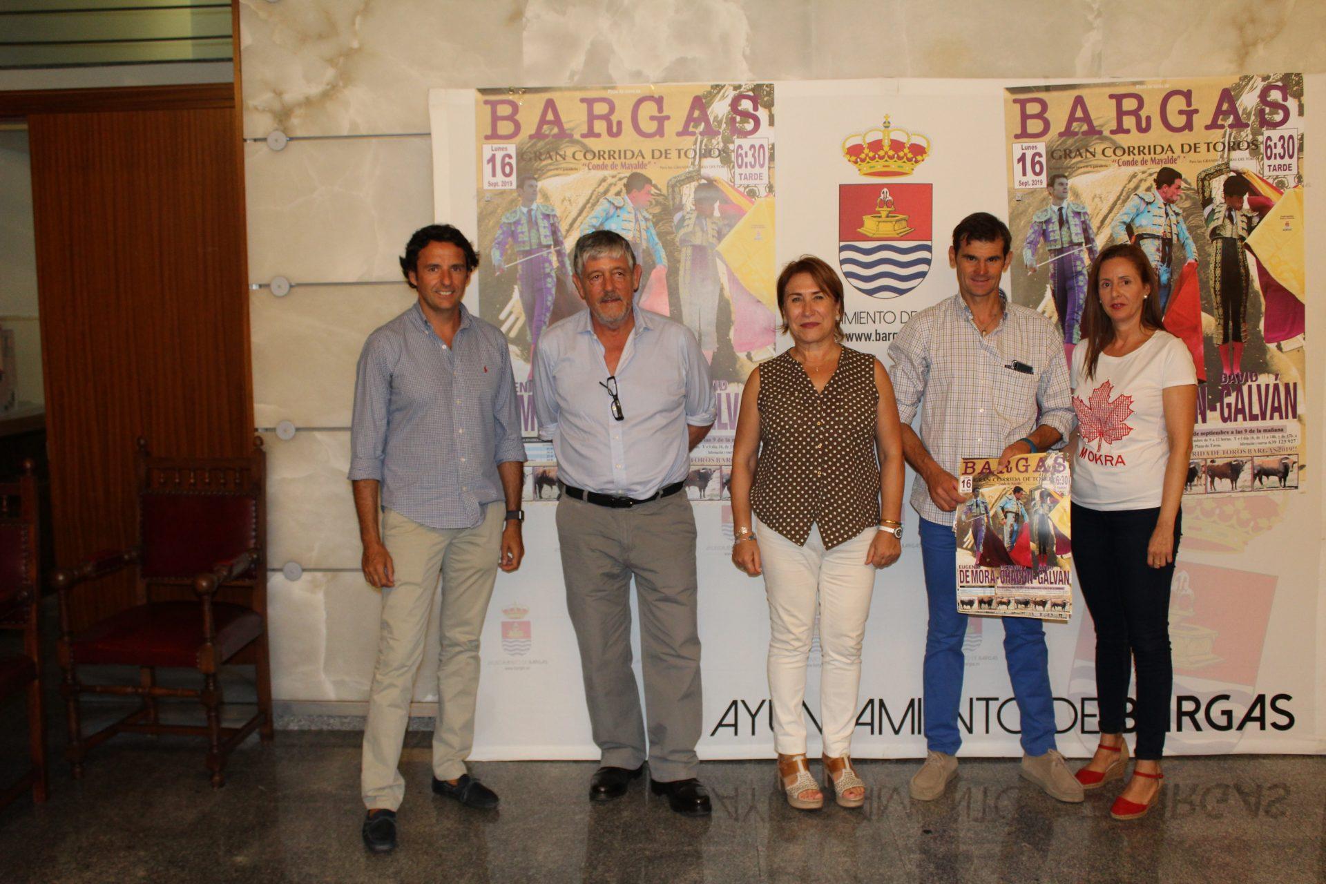 Presentacion cartel taurino 2019