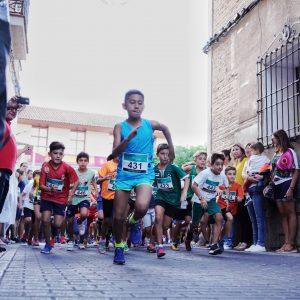 Actos festivos celebrados en Bargas antes de la inauguración oficial de sus Fiestas Populares