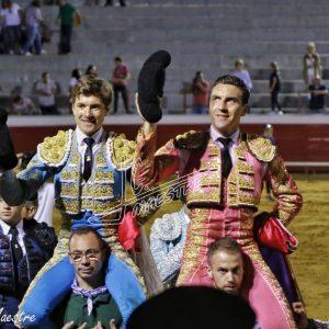 Gran jornada taurina de las Fiestas Populares de Bargas