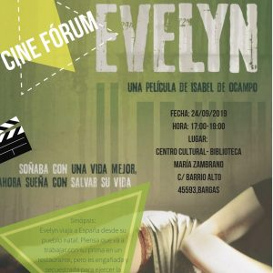 Cine Fórum: «Evelyn»