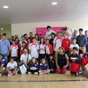 El Torneo de Ajedrez de Bargas bate un año más su record de participación