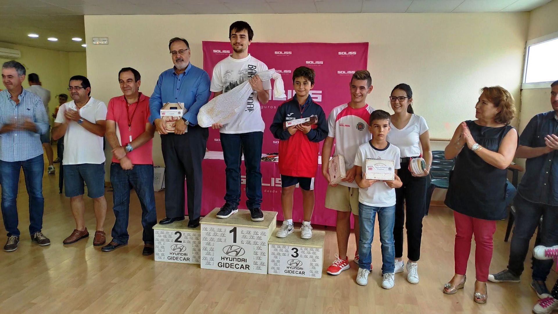 05. Primeros clasificados Torneo Circuito