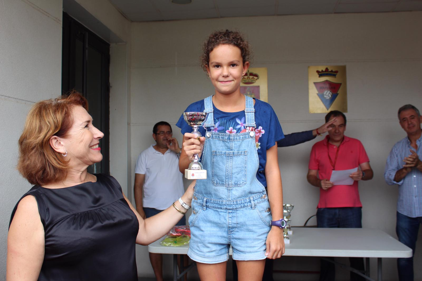 15. Campeona Local Peques