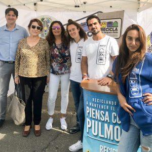 Bargas participa de la campaña «Recicla, sin ninguna duda» en colaboración con la Diputación Provincial y Ecoembes