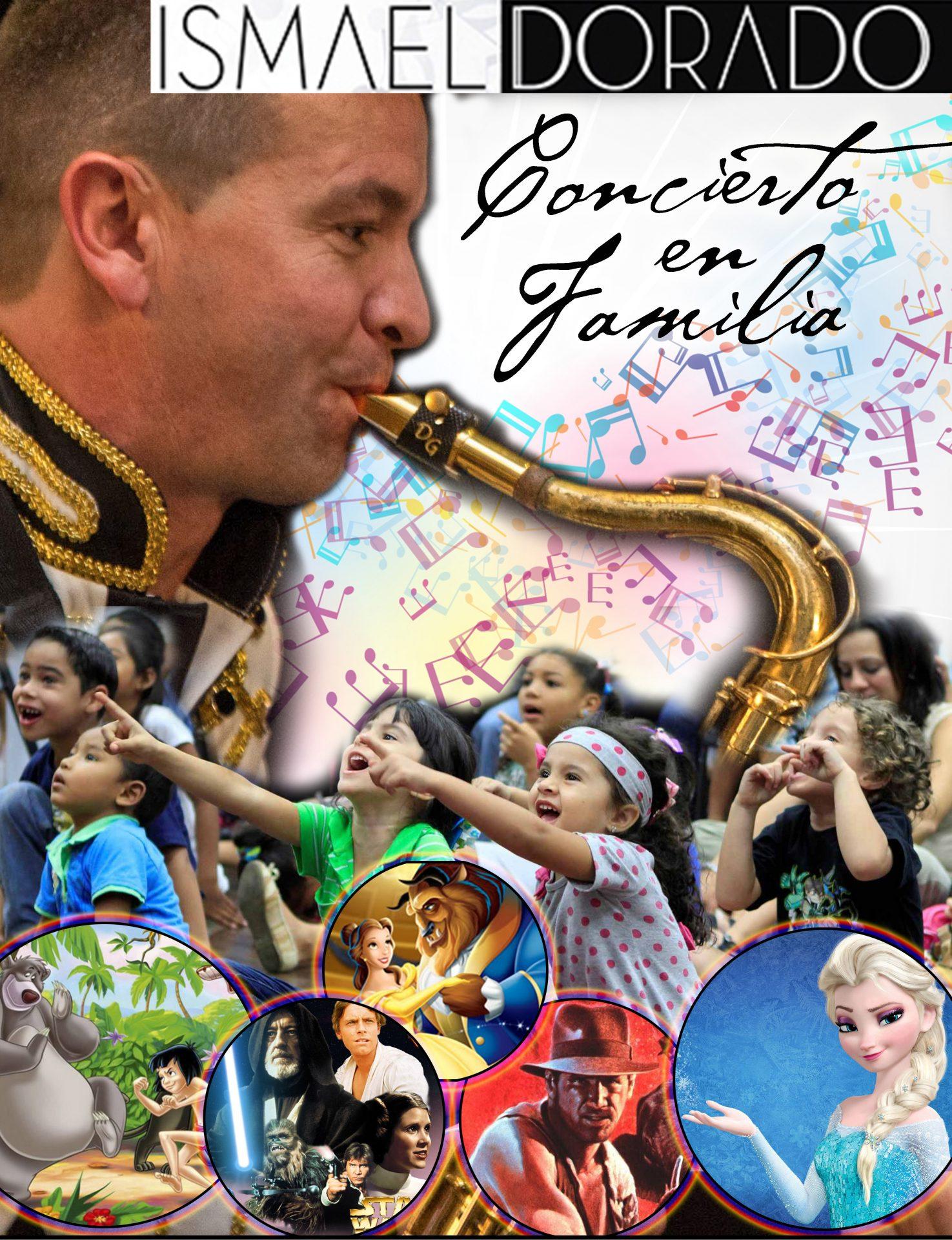 Concierto en familia: Ismael Dorado