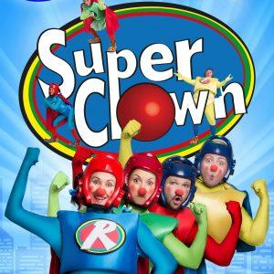 Teatro musical: «SuperClown»