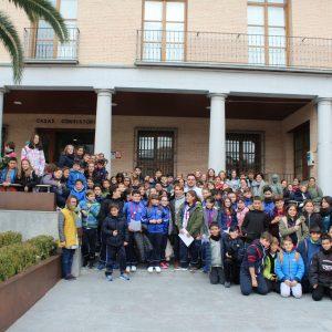 Bargas celebra un Pleno Infantil con motivo del Día Internacional del Niño
