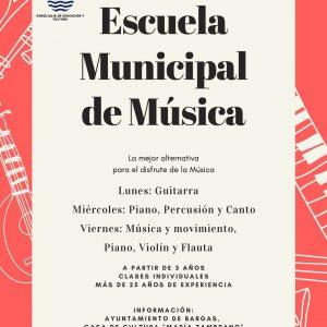Escuela de Música 2019/2020