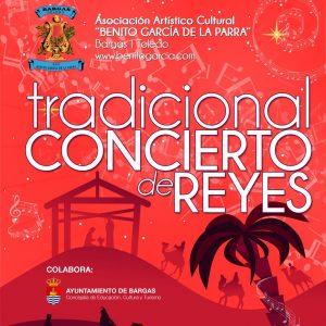 Tradicional Concierto de Reyes 2020
