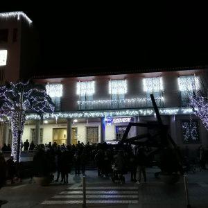 Bargas ilumina su Navidad con el encendido del alumbrado y la colocación del Portal de Belén