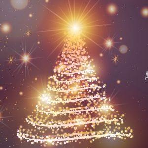 Encendido del alumbrado de Navidad y colocación del Belén