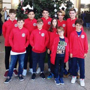 El Club de Ajedrez Bargas – Fundación Soliss, 9º en la XII Copa de España sub-18 y 20º en sub-12
