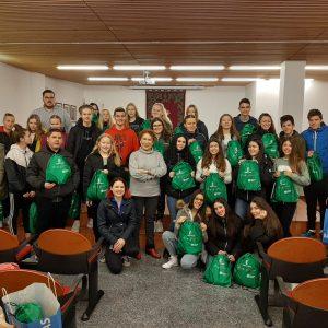 Jóvenes de Bargas participan en un intercambio juvenil con jóvenes de Finlandia
