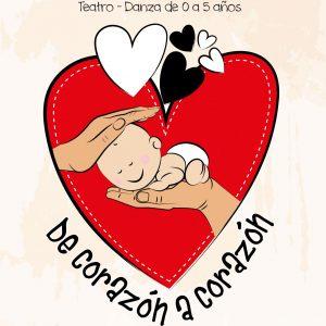 Teatro-Danza infantil: «De Corazón a Corazón»
