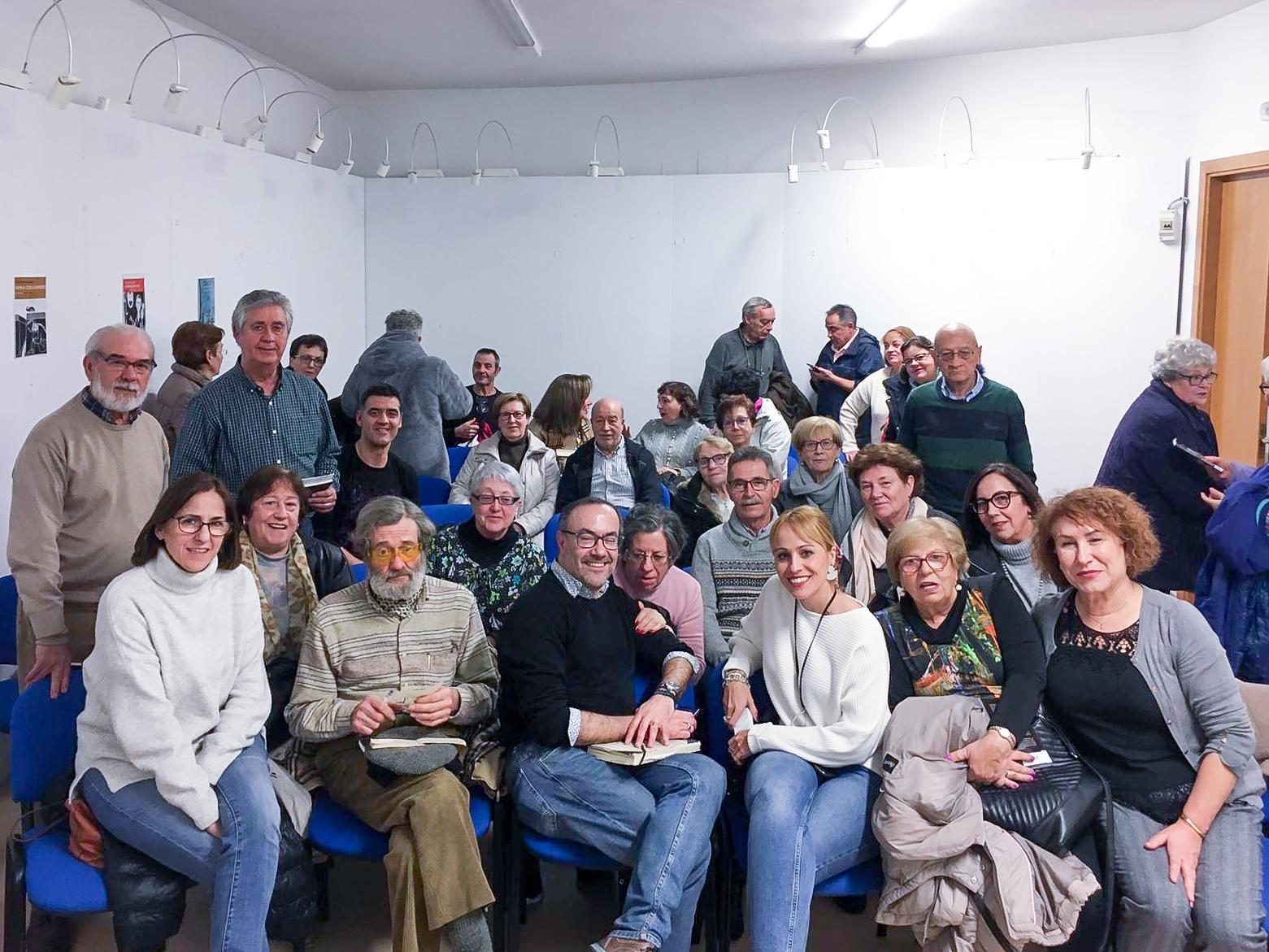 Encuentro con el escritor y periodista Jesús Marchamalo