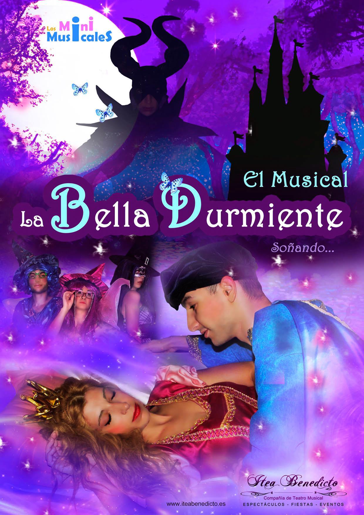 Teatro infantil: «La Bella Durmiente, el musical»