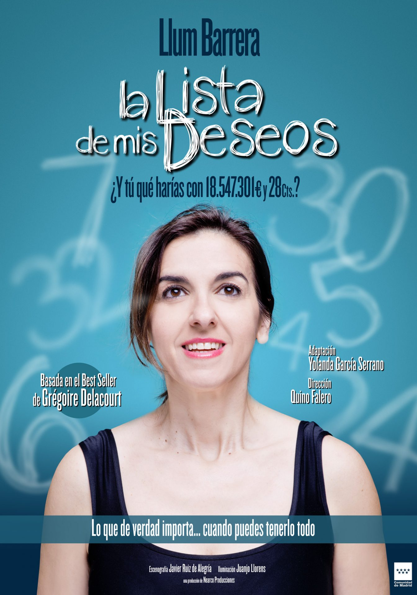Teatro jóvenes/adultos: «La lista de mis deseos»