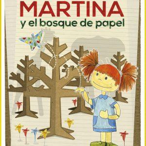 Teatro infantil: «Martina y el bosque de papel»