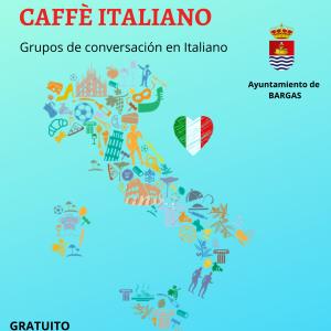 Caffè Italiano: grupos de conversación en italiano