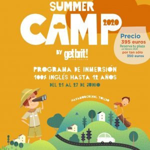 Summer Camp 2020 by get brit!