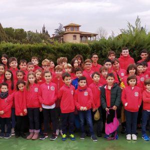 Éxito de participación y resultados de nuestros ajedrecistas en los Provinciales Escolares de Edades y por equipos de Colegios