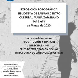 Exposición fotográfica: «Prostitución y trata de personas con fines de explotación sexual. Otra forma de violencia de género»