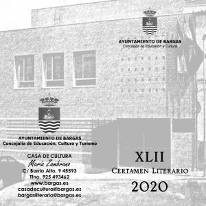 XLII Certamen Literario 2020