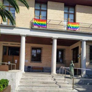 Bargas en apoyo a la diversidad sexual