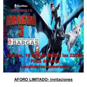 Cine de verano: «Cómo entrenar a tu dragón III»