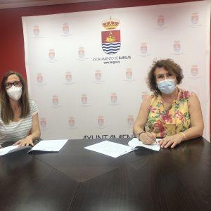 Bargas renueva el convenio para seguir implementando el Programa Eramus+ para jóvenes