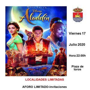 Cine de verano: «Aladdín»