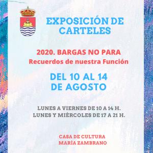 Extracto del Acta del XLII Certamen Literario 2020 y del Cartel 2020 Bargas no para – Recuerdos de nuestra Función