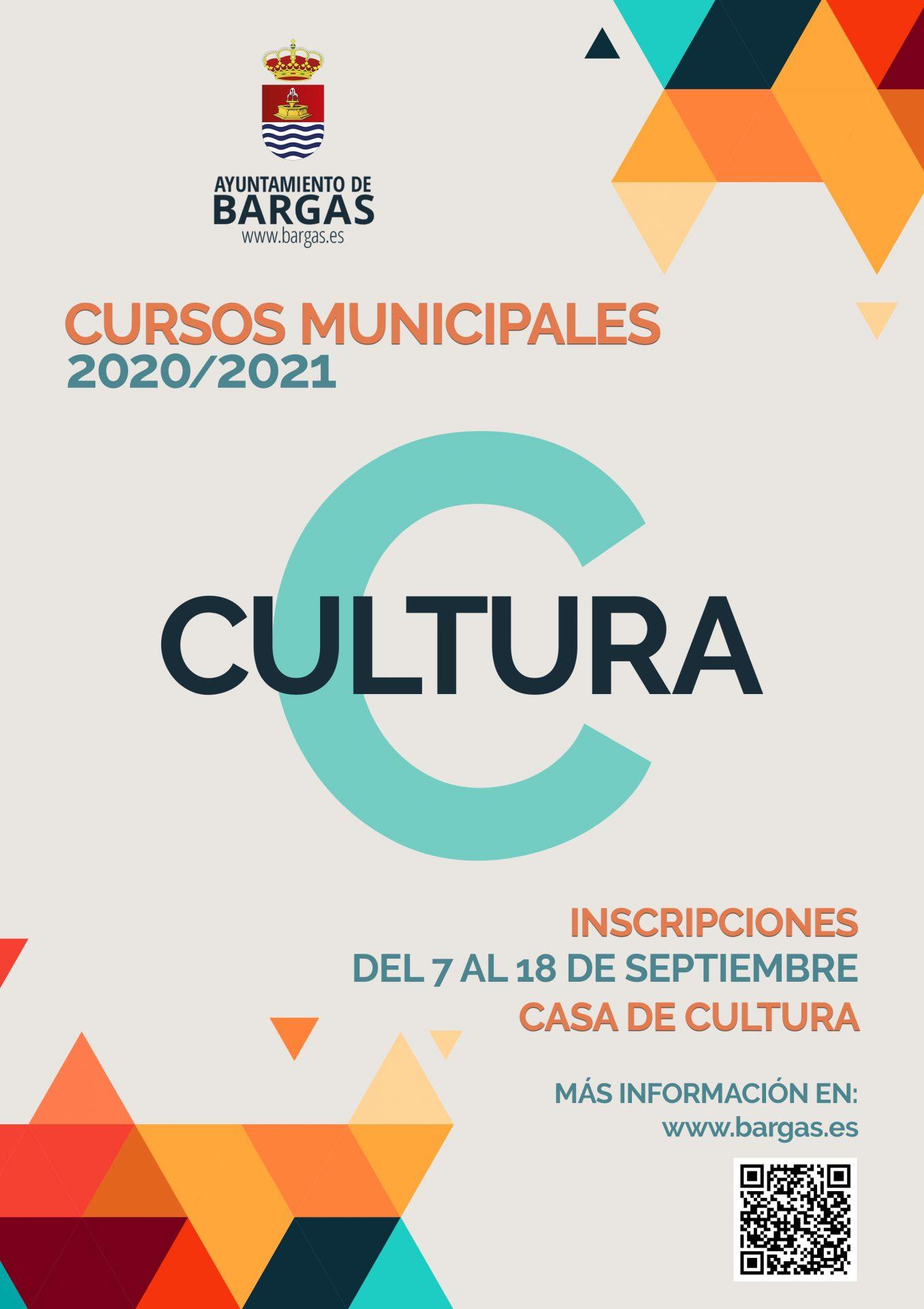 Cursos Municipales Cultura 2020