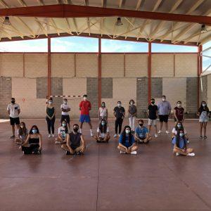 Termina con éxito el curso de monitor/a de actividades juveniles en Bargas