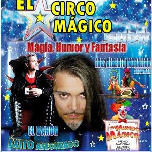 El Circo Mágico: Magia, Humor y Fantasía