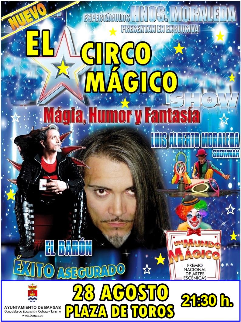 EL CIRCO MÁGICO_BARGAS