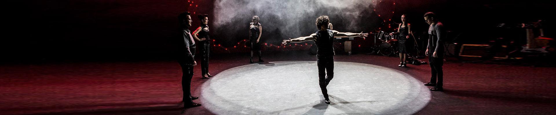 Teatro-Cabaret jóvenes/adultos: «Babylon Cabaret»