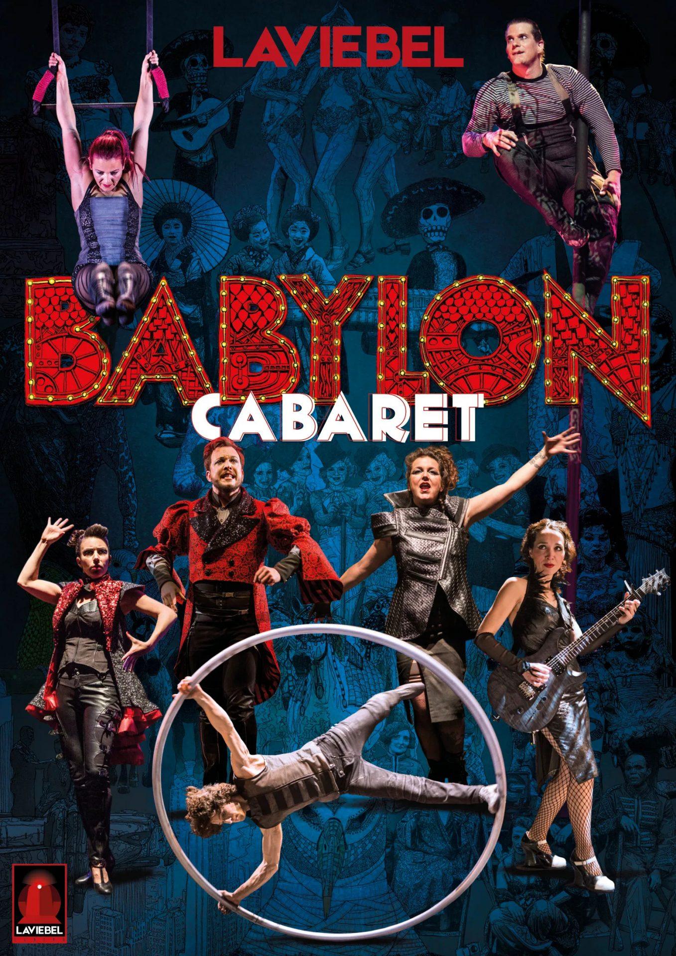 Teatro-Cabaret jóvenes/adultos: