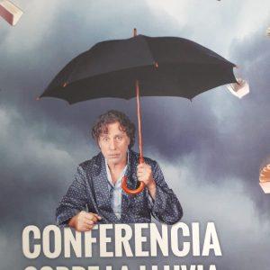 Teatro jóvenes/adultos: «Conferencia sobre la lluvia»