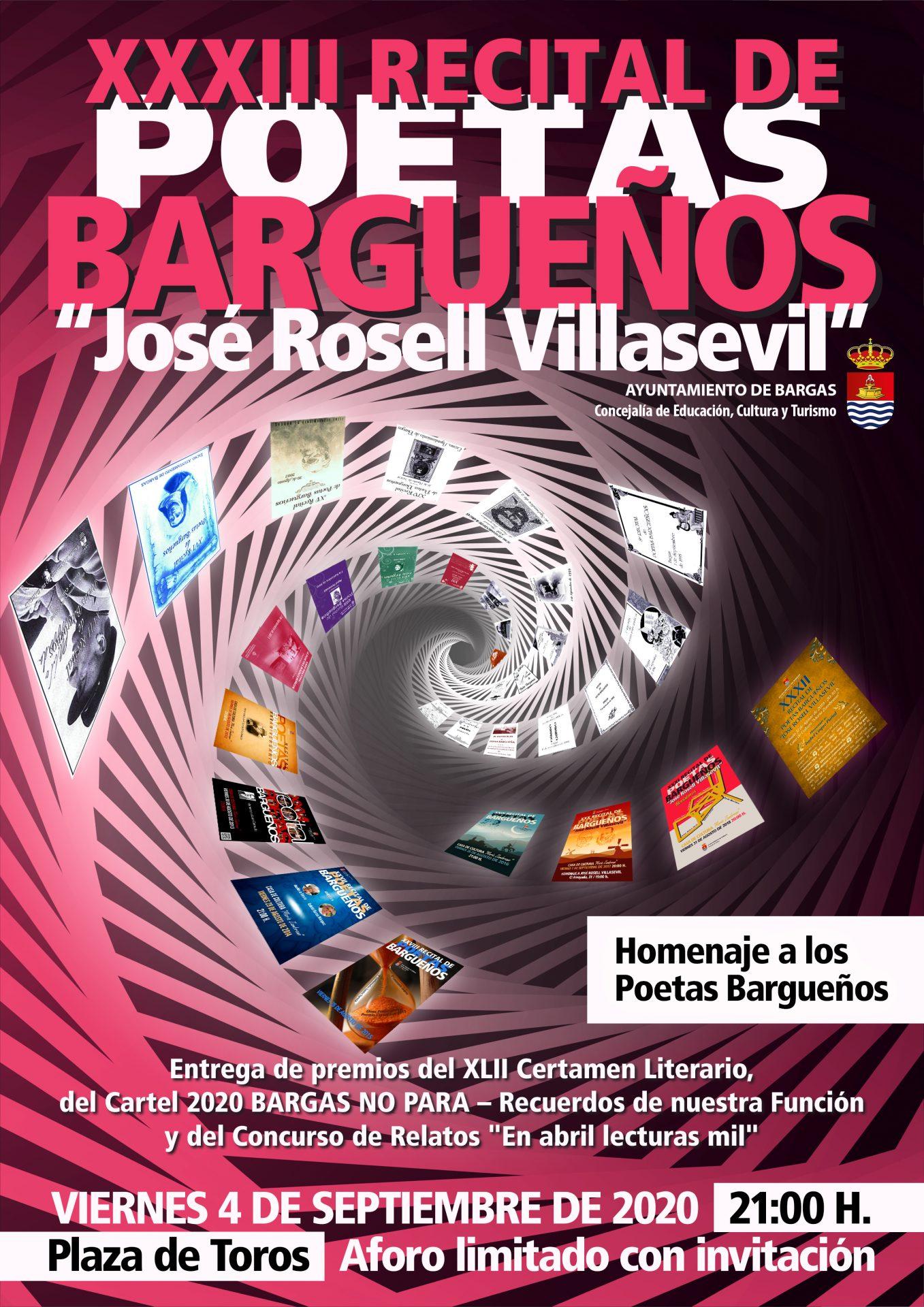 XXXIII Recital de Poetas Bargueños